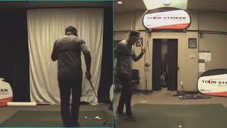 Backswing Changes To Promote Shallowing During Transition | Martin Chuck | Tour Striker Golf Academy