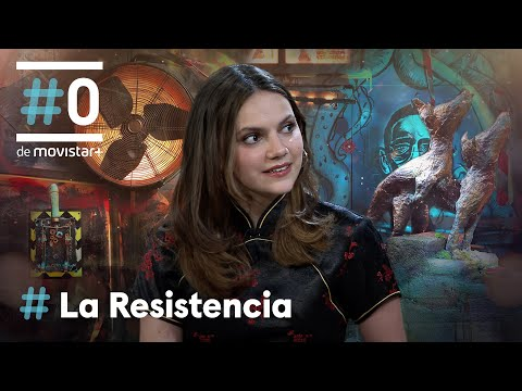 LA RESISTENCIA - Entrevista a Dafne Keen | #LaResistencia 06.04.2021