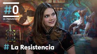 LA RESISTENCIA - Entrevista a Dafne Keen   #LaResistencia 06.04.2021