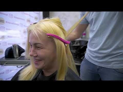 Как сделать пепельный блонд. Часть 2