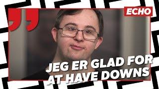 Morten Deleuran fortæller om sit liv med Downs syndrom