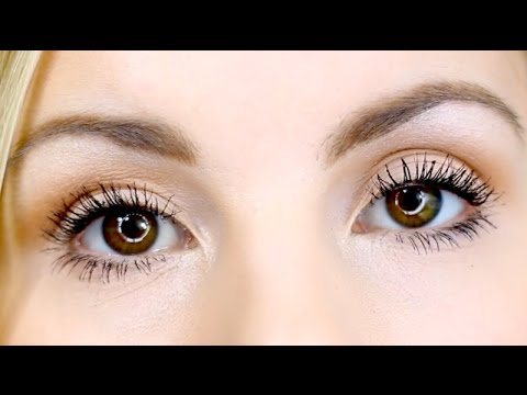 044cff497ae How to Keep Stick Straight Lashes Curled All Day! - YouTube
