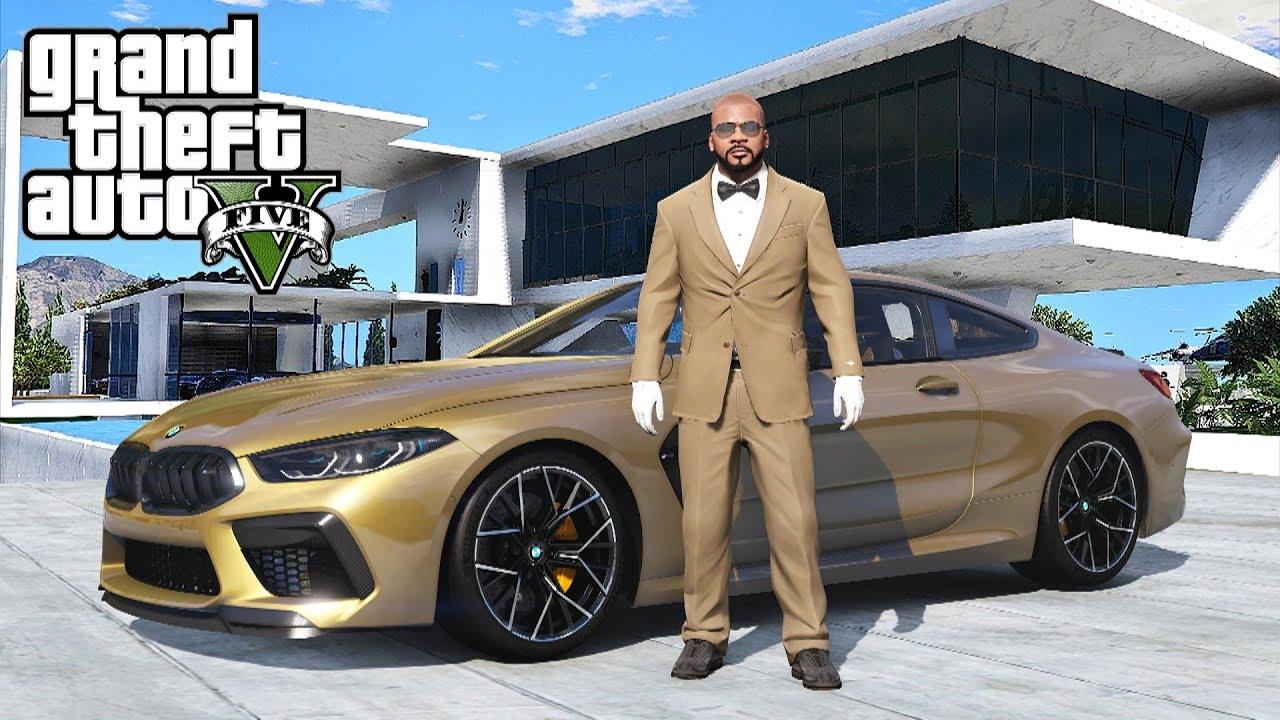 Download GTA 5 - Dans la peau d'un PARRAIN de la Mafia... (Luxe, Business, Assassinat)