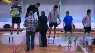 Костомукша, Закрытие турнира по настольному теннису 2014