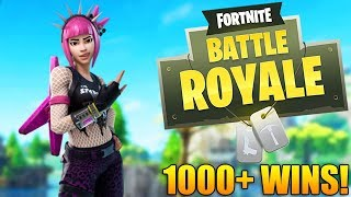 GOING FOR AWESOME WINS! // 1100+ Wins // Fortnite Battle Royale Gameplay // Top Fortnite player