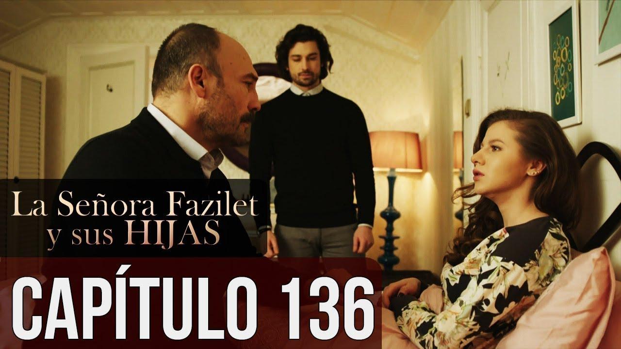 La Señora Fazilet Y Sus Hijas Capítulo 136 Audio Español Youtube