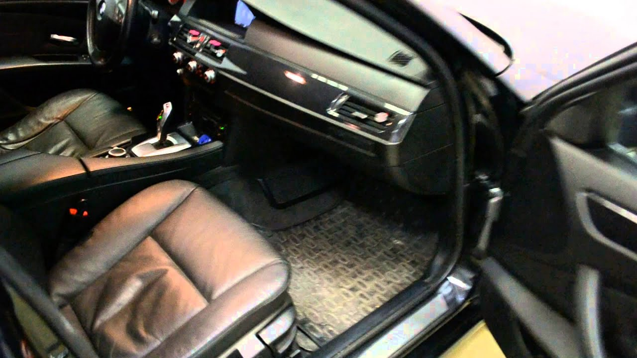 BMW 525I 2008  YouTube