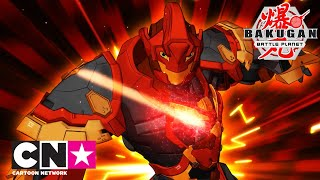 Bakugan BakuBios | Cyndeous | Cartoon Network