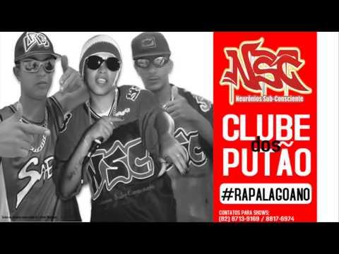NSC Clube Dos Putão + LETRA - YouTube