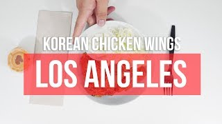 MUKBANG/FOOD REVIEW: KOREAN CHICKEN WINGS!