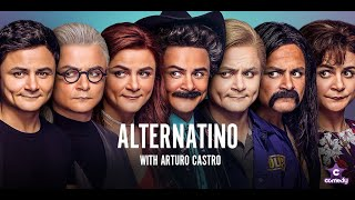 """Alternatino with Arturo Castro"" VFX Sizzle Reel"