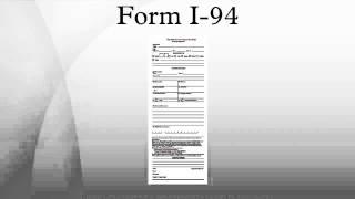 i 94 form means  Form I-13 - WikiVisually