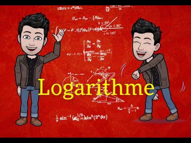 Logarithme et formule de calculs - exercices maths corrigés - Maths Terminale