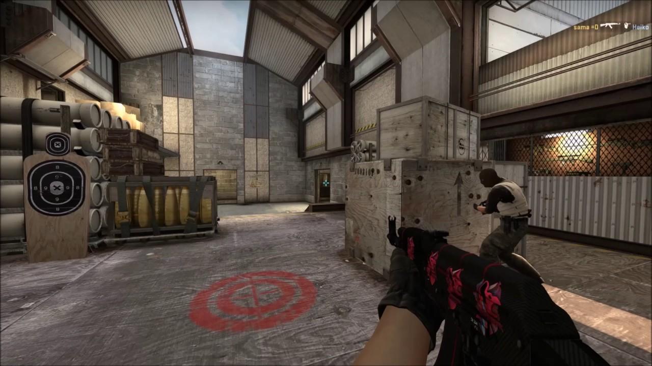 how to get aimbot cs go
