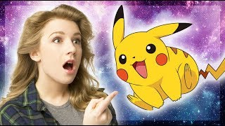 WE FREAK OUT OVER POKEMON HALLOWEEN (Smosh Pit Weekly)