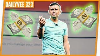 هل المال يجعلك سعيدا ؟ | DAILYVEE 323