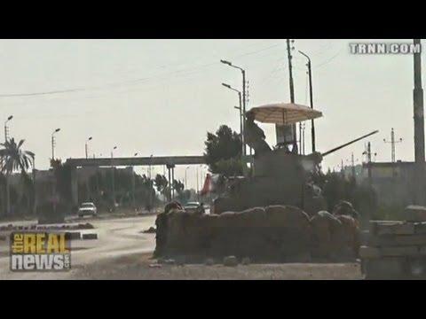 Bloodshed Along North Sinai Border Rocks Egypt