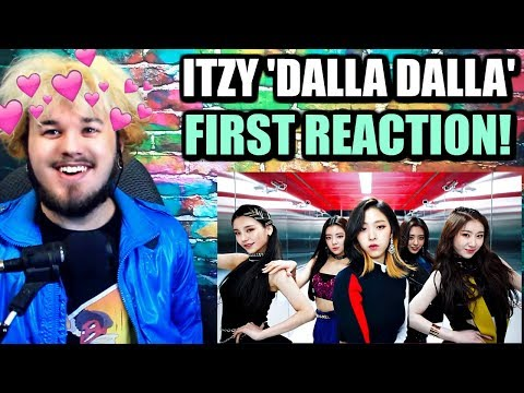 ITZY '달라달라(DALLA DALLA)' M/V | THIS DEBUT IS FIRE! | REACTION!!
