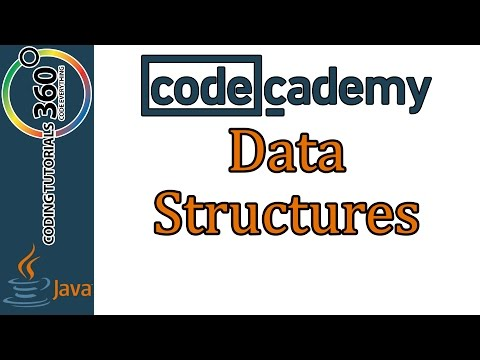 Data Structures: Learn Java with Codecademy