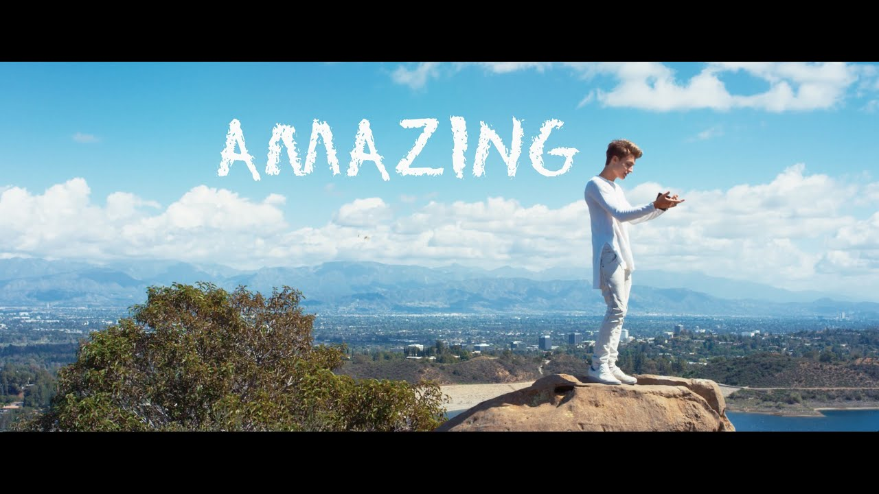 christian collins amazing official music video youtube