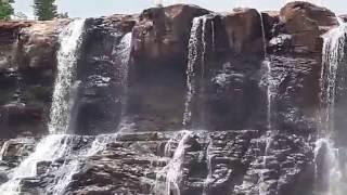 Gira Dhodh (Gira Fall) - Water Fall in Waghai, Saputara