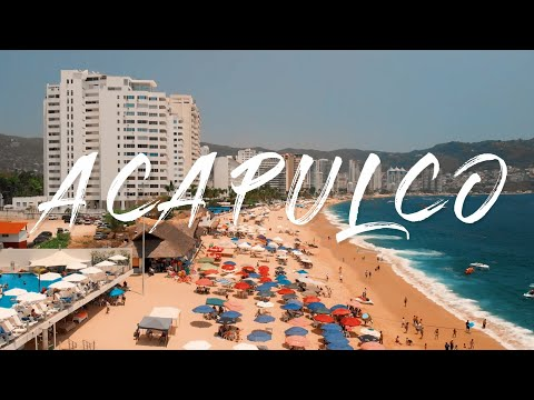 Acapulco 2019 The paradise in the pacific ocean  #MusicbedCh