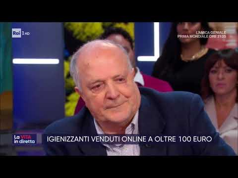 Panico, speculazioni e sciacalli - La vita in diretta 24/02/2020
