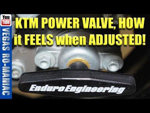 KTM RED vs YELLOW vs GREEN Power Valve SPRING Explained how it FEELS!