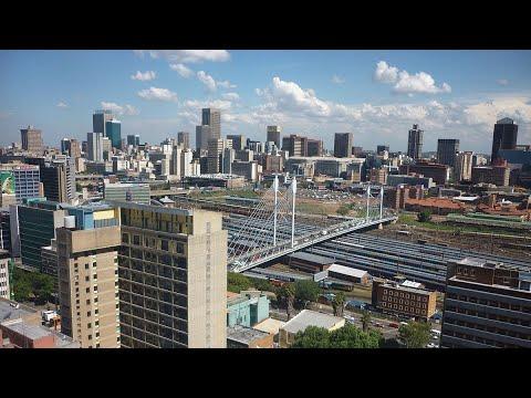 South Africa - Tallest Skyscrapers (Johannesburg, Cape Town, Pretoria, Durban)