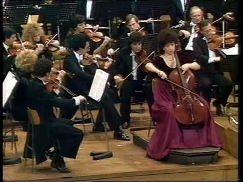 Xenia Janković - Schumann Cello Concerto in A minor, Op. 129