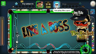 Like A Boss 😎 - Master Of Perfect Position - Rocket - 8BP Miniclip