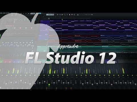 Formation vidéo Apprendre FL Studio 12 par Elephorm