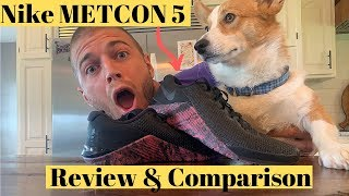 Nike Metcon 5 Review & Comparison! - Release Date: July 8th!