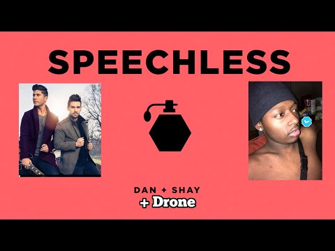 Dan + Shay - Speechless (Cover) Drone Official