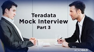 Teradata Interview Scenarios Part 3 | Teradata Interview Questions and Answers