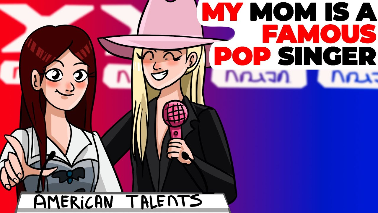 My Mom is a Famous Pop Singer | Animated Story about the Bankruptcy