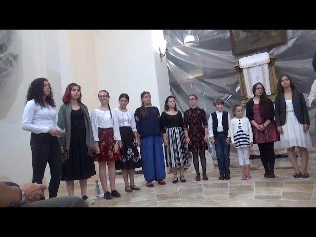 Métatábor 2018 - Koncert - Bobár Zoltán - támogatók felolvasása