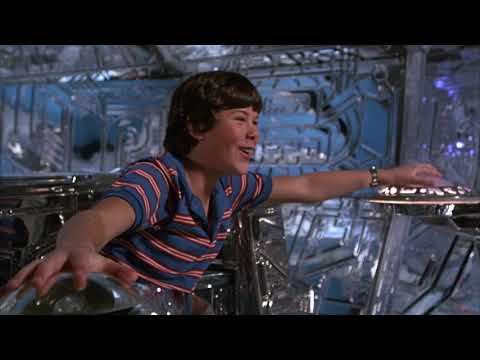 Flight of the Navigator (Scooter - Across The Sky)