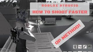 Wie man schneller in Strucid schießt (Roblox Strucid)