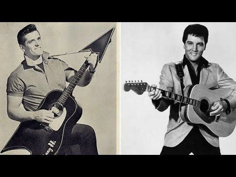 How the rumor of Elvis's stillborn twin brother Jesse being alive got started. Links on description