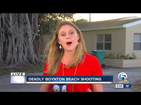 Neighbors shocked at Boynton Beach shooting