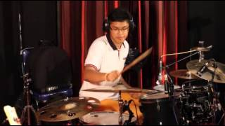 Rame-rame/Timur-Glenn Fredly&The Bakuucakar (Drum Cover by Jeremy Ginting)