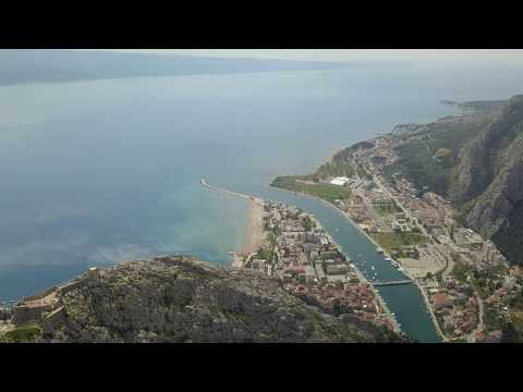 tour of croatia 2018 - Omiš