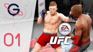 EA Sports UFC 3 FR #1 : Début de Carrière !