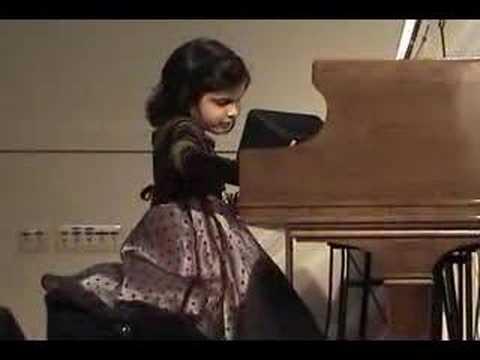 Winnie the pooh - Piano recital 2008