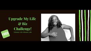 Upgrade My Life Challenge: Day One