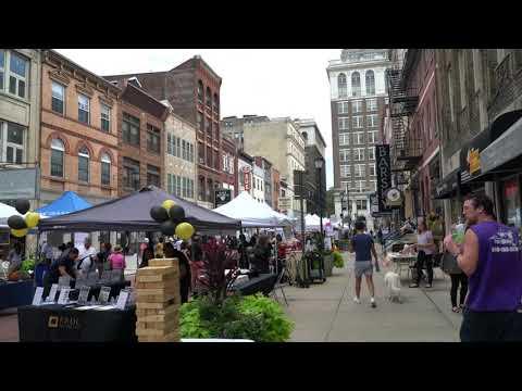 Diamond District of Philadelphia  -- Jewelers' Row