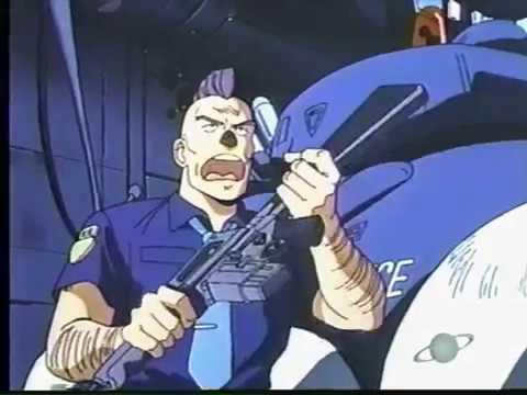 """SciFi Channel Saturday Anime - """"Dominion: Tank Police - Part 1"""" 7/24/99 03:00 AM EST"""