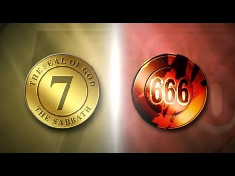The Mark Of The Beast And The Seal Of God
