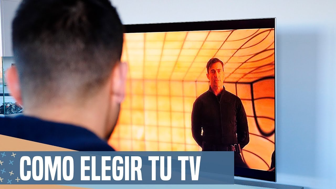 501c0b552f8 Cómo elegir tu TV  la DISTANCIA y tamaño IDEAL - YouTube